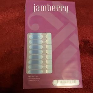 Jamberry Nail Wraps Snow and Ice